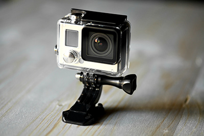 Gopro Camera Monitoring