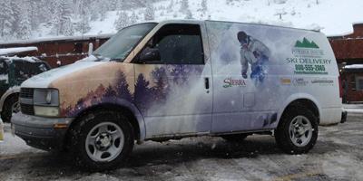 Free Ski Delivery Services